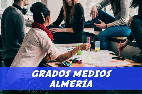 grados medios Almería