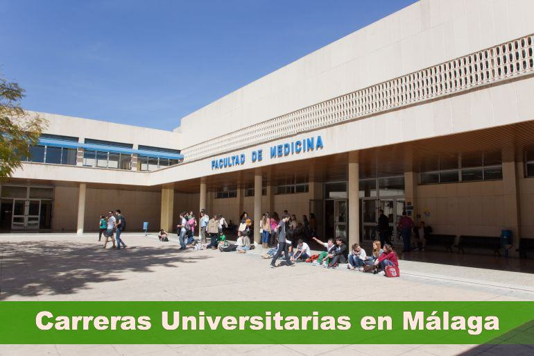 carreras universitarias en Málaga