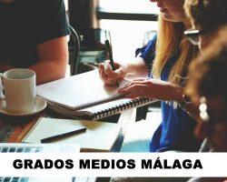 grados medios Málaga