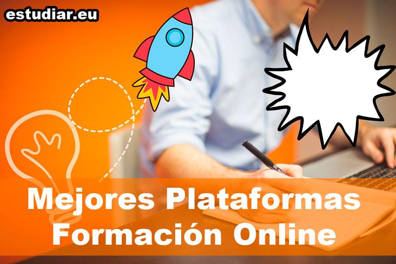 Mejores Plataformas de Formación Online