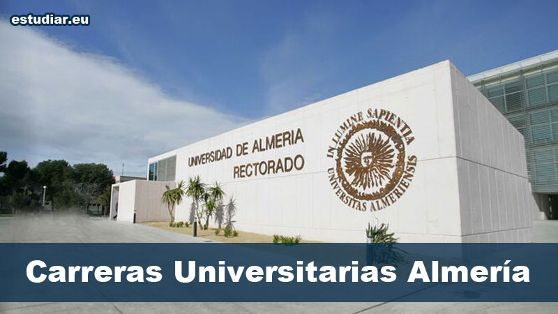 carreras universitarias almería