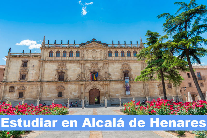estudiar en Alcalá de Henares