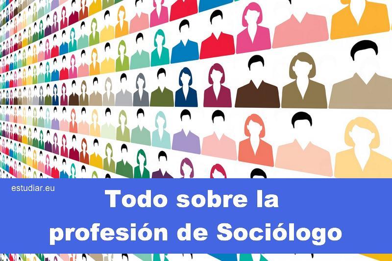 qué es un sociólogo