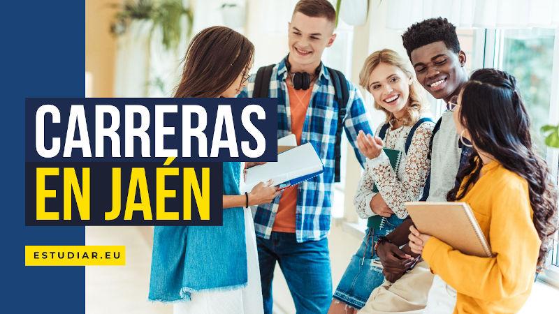 carreras universitarias en Jaén