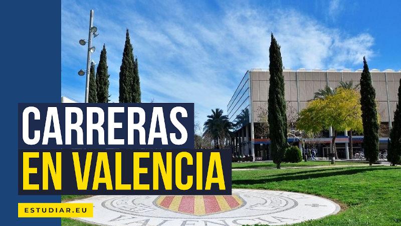 carreras universitarias Valencia
