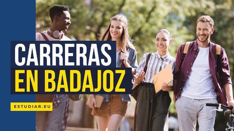 carreras universitarias Badajoz