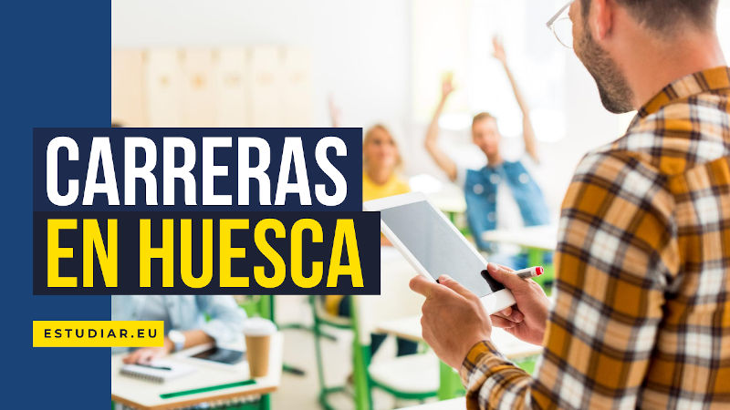 carreras universitarias Huesca