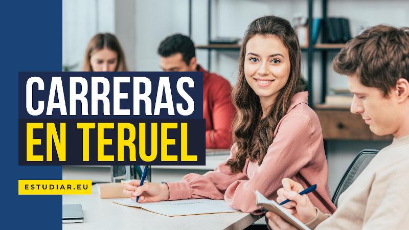 carreras Universitarias en Teruel