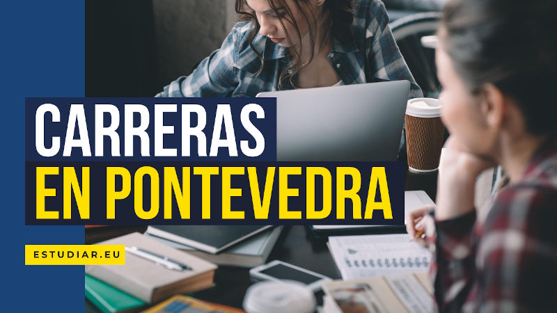 carreras universitarias Pontevedra