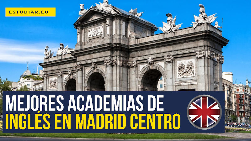 mejores academias de inglés en Madrid centro
