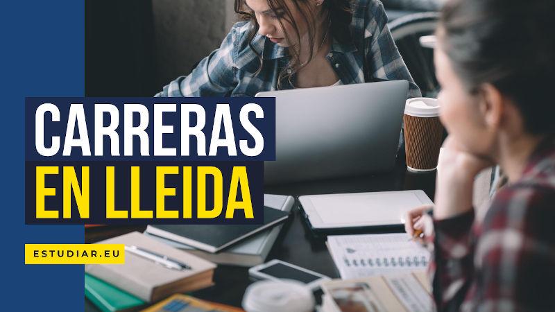 carreras universitarias en Lleida