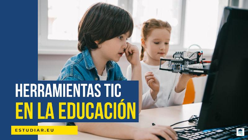 herramientas TIC en la educación