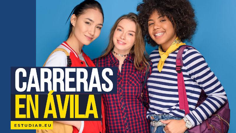 carreras universitarias Ávila